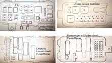 acura tl    fuse box diagram acurazine