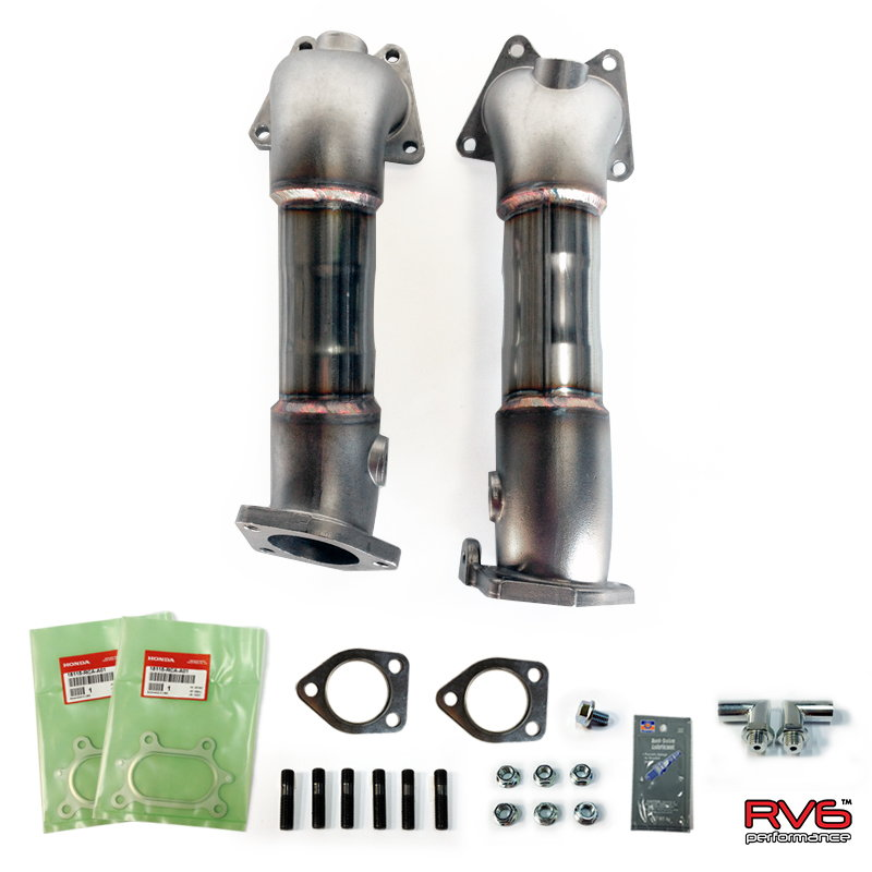 Acura TL 2004 To 2014 And MDX 2015 To 2016 Exhaust