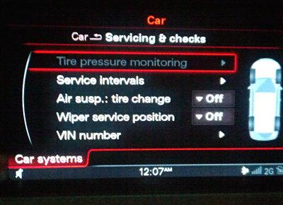 Check Tpms System >> Audi A4 B7 B8 How to Reset TPMS - Audiworld