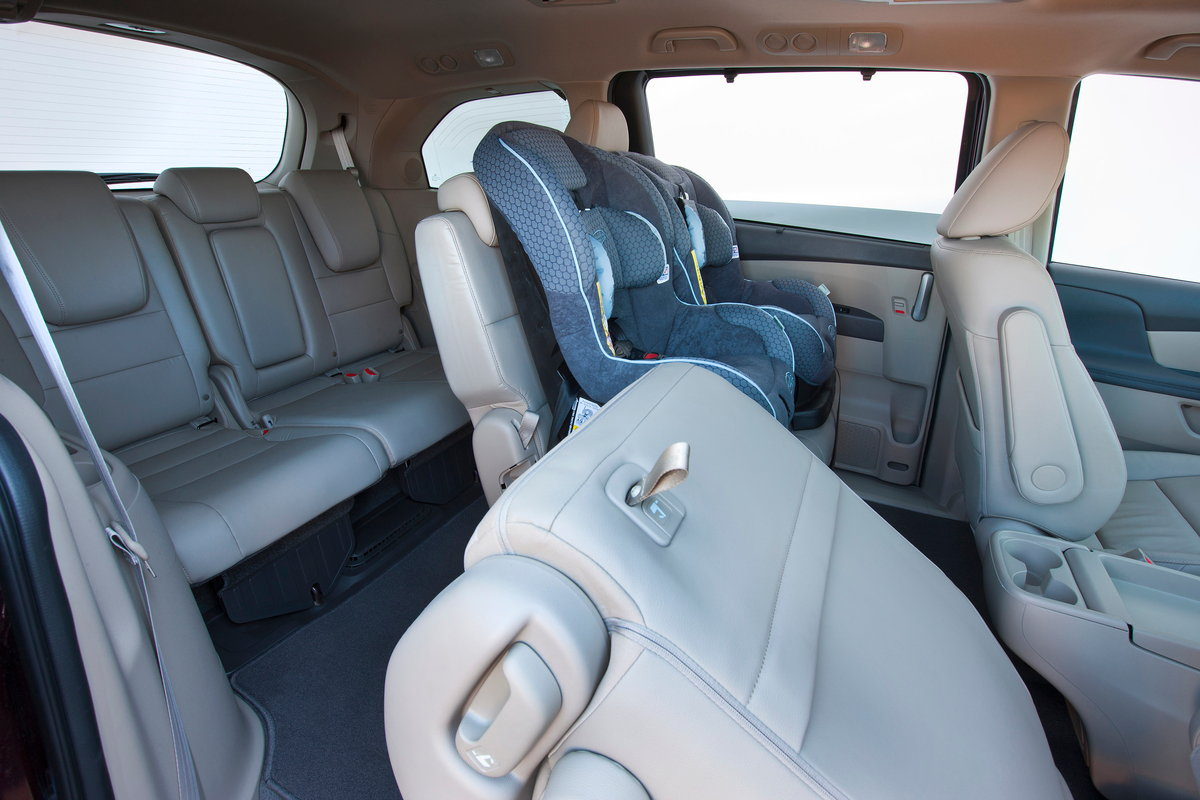 2017 Honda Odyssey Redesign Info Pricing Release Date