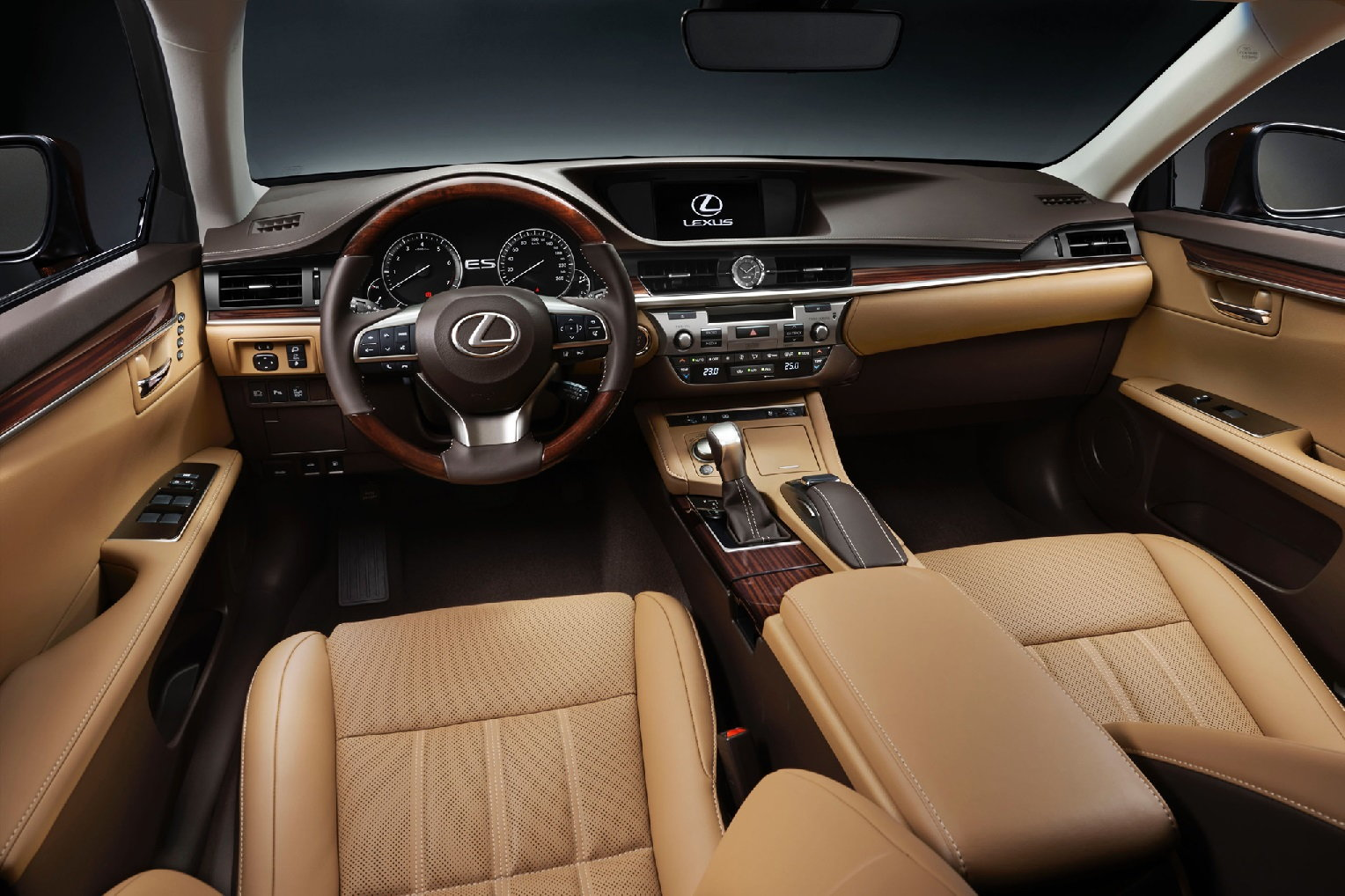 2016 lexus es 350 styles features highlights. Black Bedroom Furniture Sets. Home Design Ideas