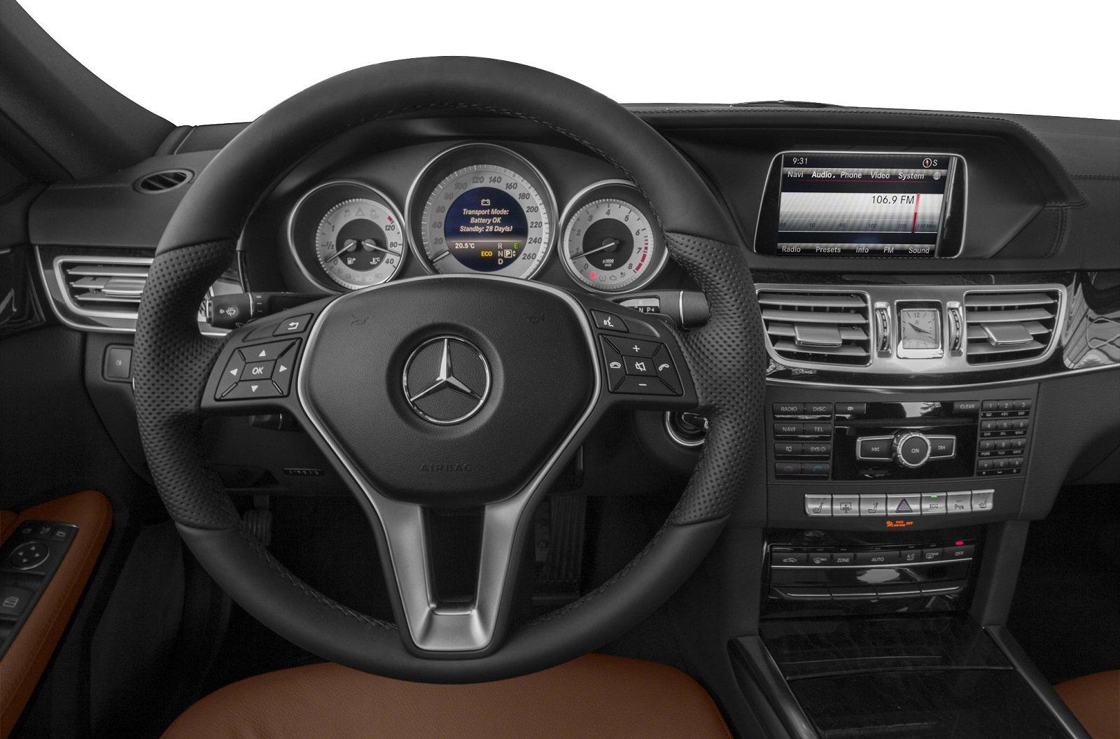2016 mercedes benz e350 review carsdirect for Mercedes benz e350 interior