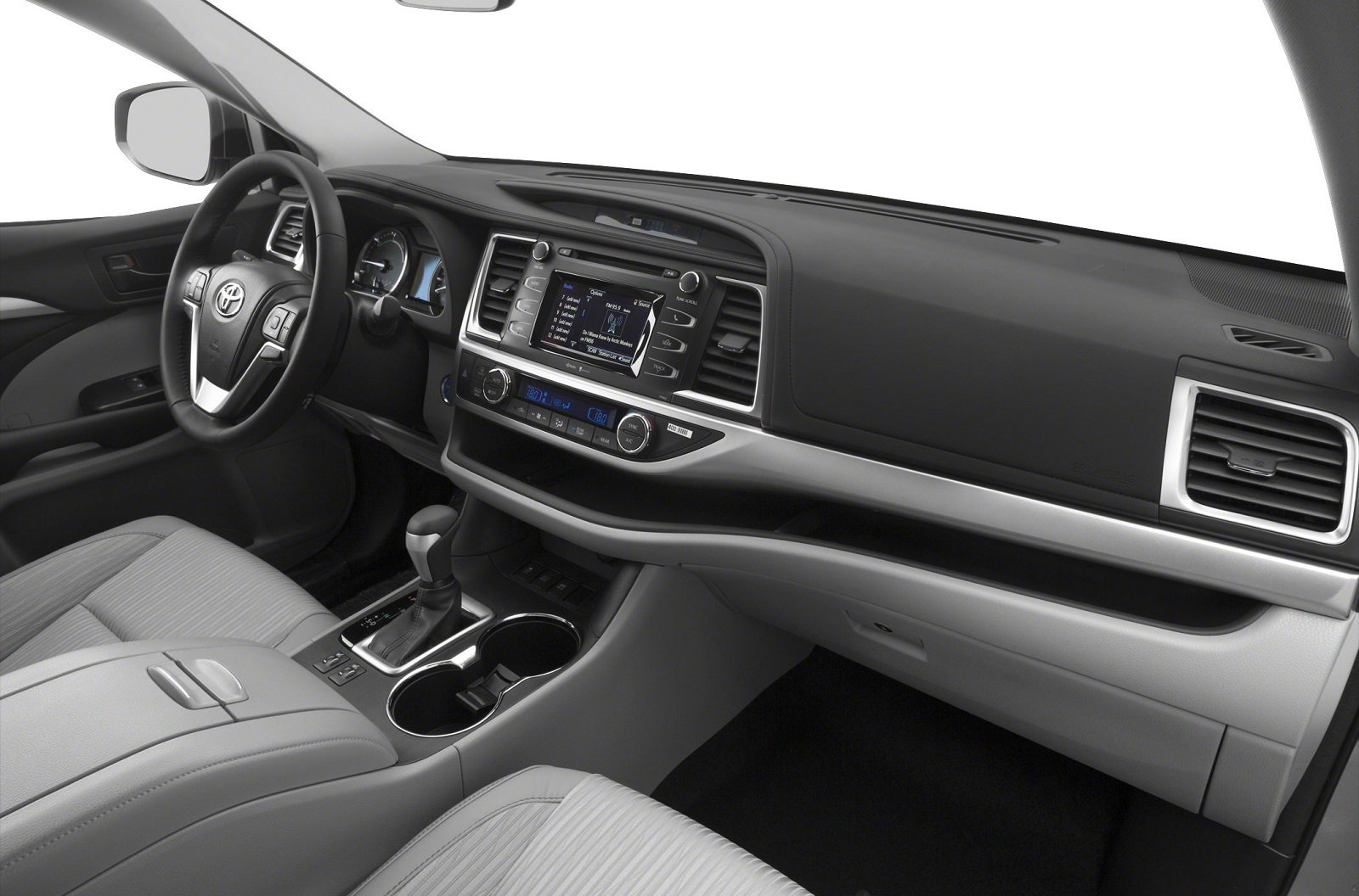 2015 Toyota Highlander Styles Amp Features Highlights