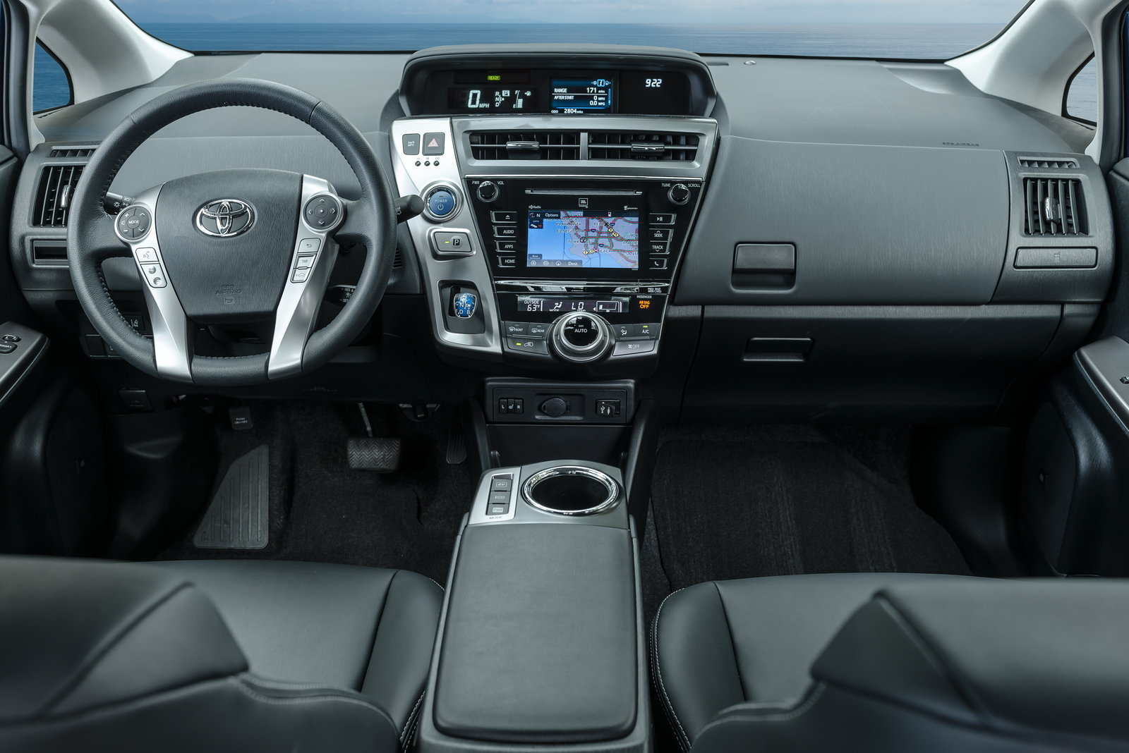 2017 toyota prius v preview info pricing release date. Black Bedroom Furniture Sets. Home Design Ideas