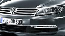 2018 Volkswagen Phaeton