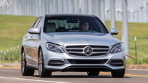 2016 Mercedes-Benz C350e