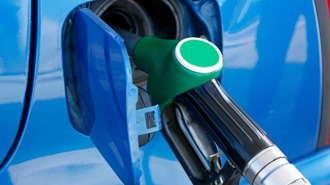 Refuelling A Diesel Car