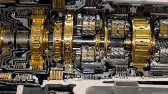 Auto Transmission Detail