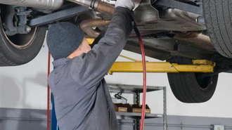 Radiator Drain Plug Replacement