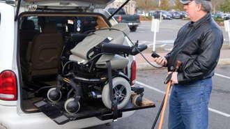 Wheelchair Minivan