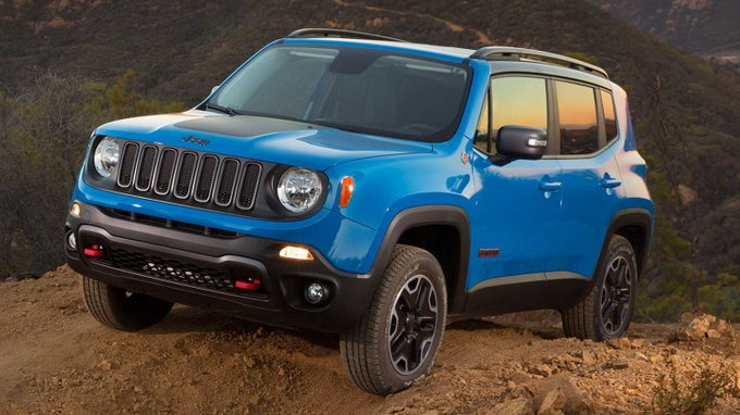 2016 jeep renegade key updates pricing release date. Black Bedroom Furniture Sets. Home Design Ideas
