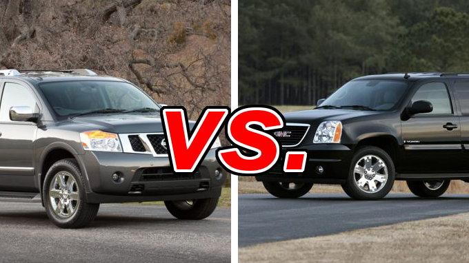Nissan Pathfinder Vs Yukon Autos Post