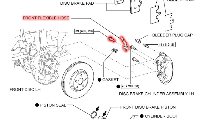 Lexus Is How To Replace Brake Calipers 362563 further Mercedes Benz E Class And E Class Amg How To Replace Brake Line 386629 further 4hdm5 Change Seals Power Trim 40 Hp Evinrude also 3ek82 Trying Find Instructions Replace Parking Brake further Axle Diagram 69 Sportster. on master cylinder diagram