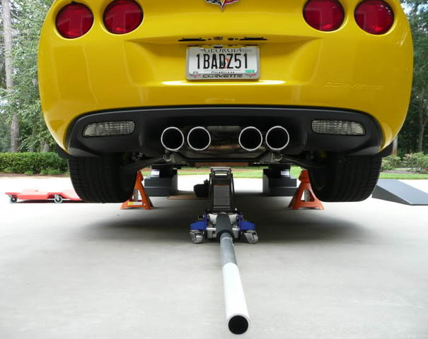 Corvette How To Change Oil And Filter Corvetteforum