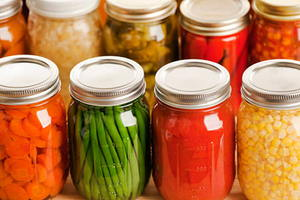 Selecting and Storing Fresh Vegetables