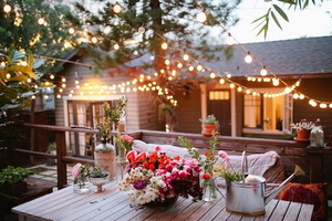 6 Ideas for Beautiful Backyard Lighting