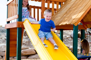 Safety Tips for Kids' Slides and Swings