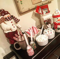 DIY a Hot Chocolate Bar for Your Holiday Party