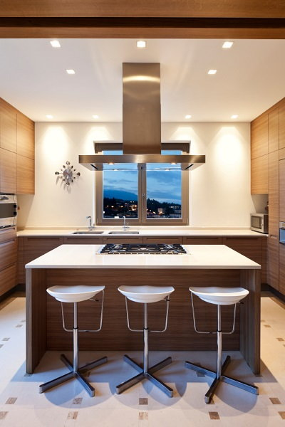 Kitchen Island Cooktops: The Good, The Bad, And The