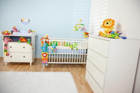 Decorating A Nursery On A Budget