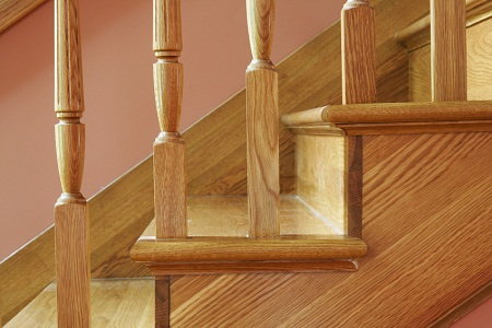 Remove And Replace An Old Stair Banister Doityourself Com