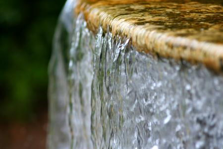 Repurposed water features for Do it yourself water features