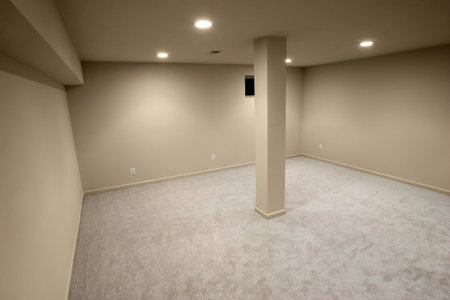 affordable ways to finish your basement