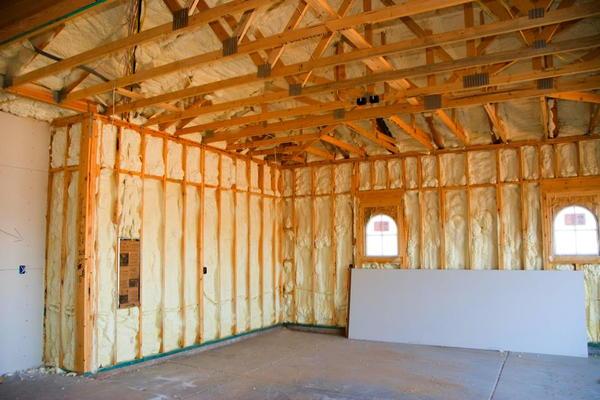 Spray foam insulation for Alternatives to spray foam insulation