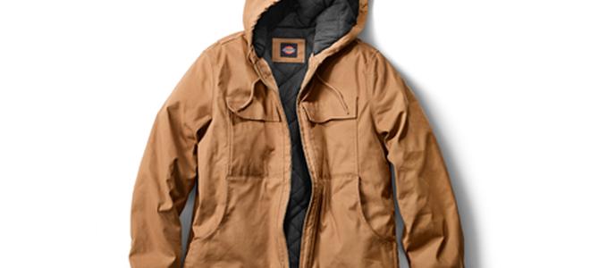 Dickies Flex Sanded Stretch Duck Jacket