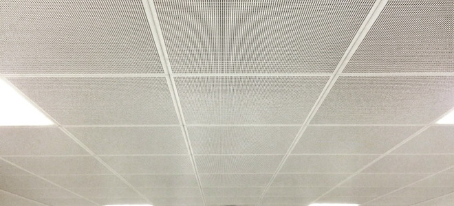 4 Best Ways To Install Suspended Ceiling Tiles