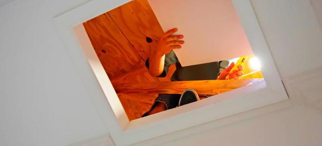 Installing An Attic Access Door 7 Tips Doityourself Com