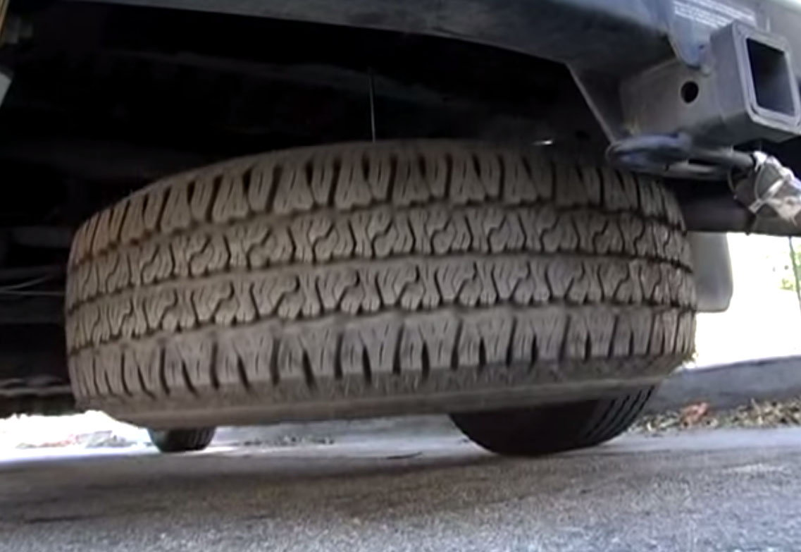 Ford F150 F250 Determine Proper Tire Pressure How To