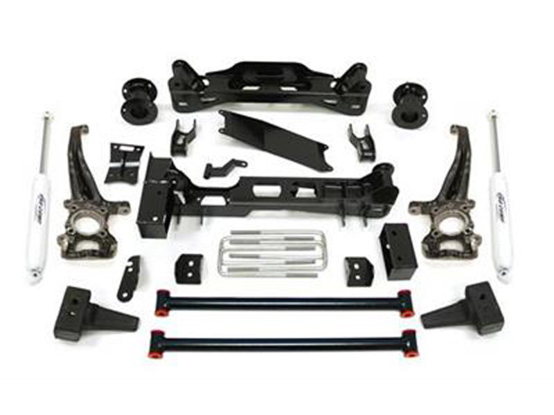 Ford F150 Lift Kit Reviews - Ford-Trucks