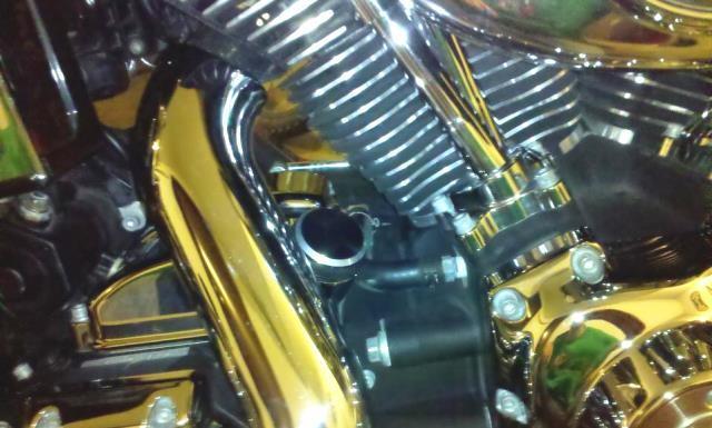 Harley Davidson Touring dipstick