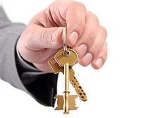 Keys in Man's Hand