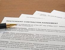 Independent Contractor Paperwork