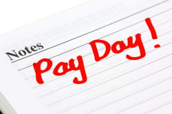 Pay Day! in Calendar