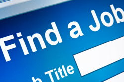 Find a Job Search Form