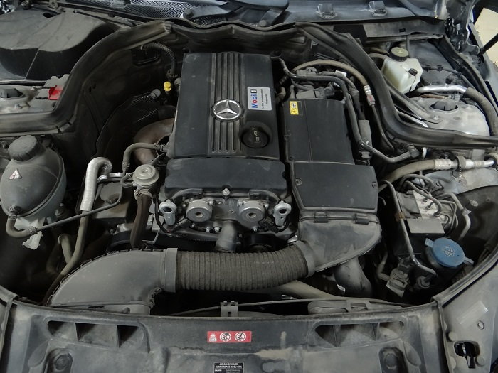 Mercedes E With Check Engine Light On For Sale