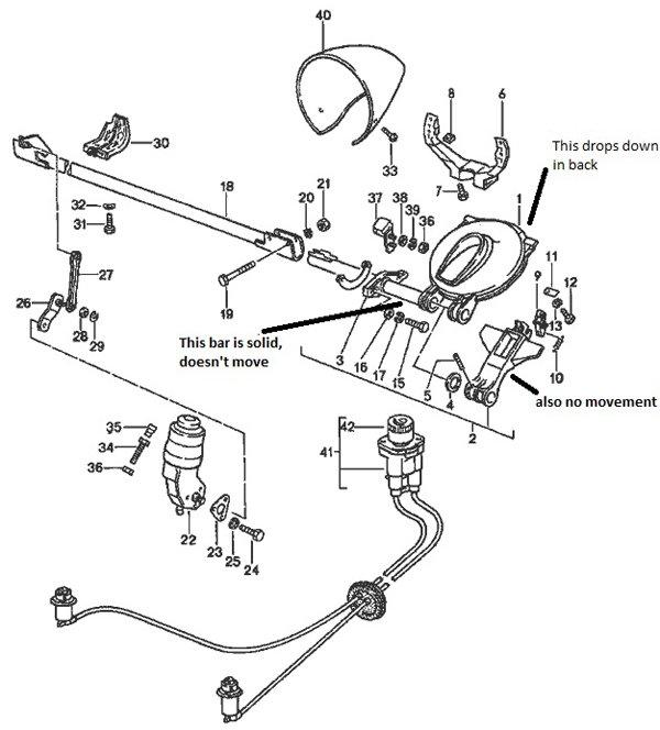 porsche 928 how to replace headlights
