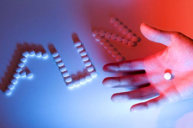 Person at risk for recreational drug overdose