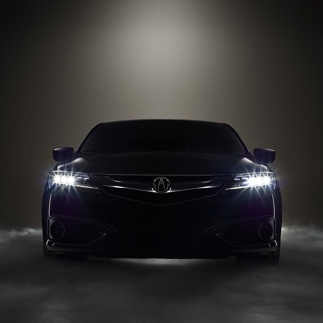 """Acura Teases 2016 ILX With """"Substantial Changes"""" Ahead Of"""