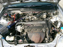 1999 Honda Civic Ex -- H2B Turbo