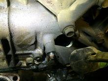 1990-1992 motor swap
