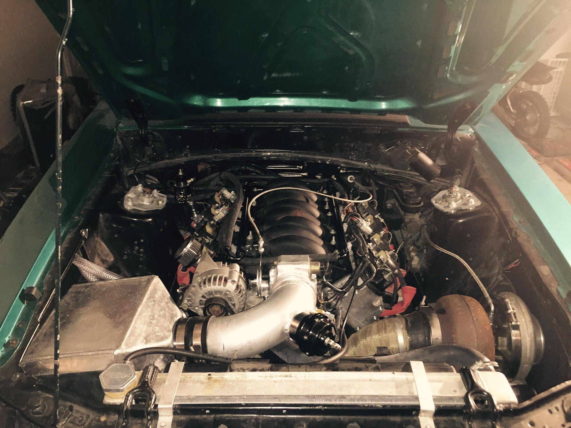 Arp Head Studs 6.0 >> 91 mustang ls turbo street car - LS1TECH