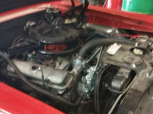 1966 Pontiac Tempest Custom Convertible