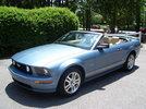 05 Mustang Vert