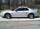 Garage - 2000 Mustang GT