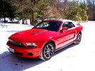 2011 V6 Mustang MCA Convertible RG