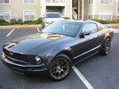 Garage - Nick's Mustang
